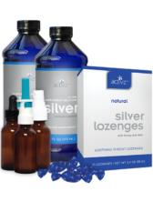 Activz™ Silver Liquid & Applicators