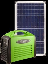360 Watt Portable Fuel-Less Generator & Solar Panel