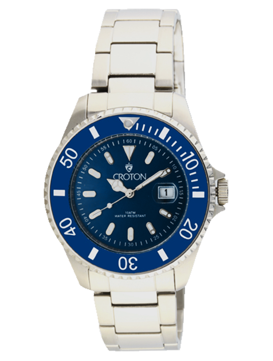 Croton Men's Watch (Blue)