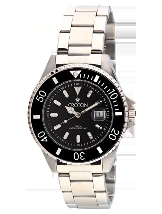 Croton Men's Watch (Black)