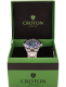 Croton Men's Watch (Bue) Gift Box