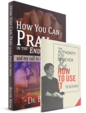 Praying with Authority Offer
