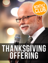 Thanksgiving Offering Club