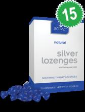 15 - Activz Silver Lozenges