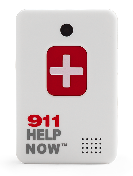 911 Help Now Emergency Communicator Pendant