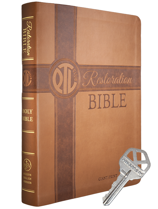 PTL Agreement Club - Limited Edition PTL Restoration Bible