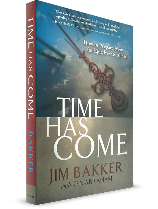 Time Has Come - Paperback