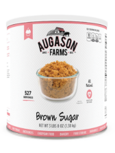 Augason Farms® Brown Sugar Can