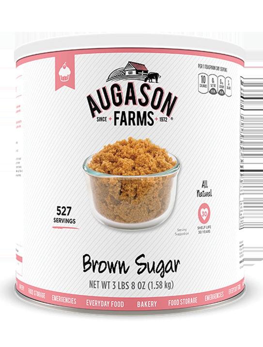 Augason Farms® Brown Sugar Can