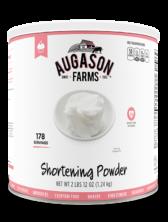 Shortening Powder Can