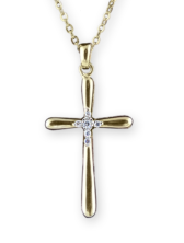 Lori's Cross Necklace