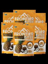 6pk Frontier Bites (Macadamia Pineapple Coconut)