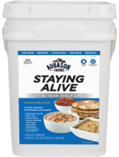 Augason Farms® Staying Alive Bucket