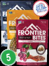 5 - 6pk Frontier Bites
