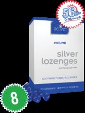 8 - Activz™ Silver Lozenges