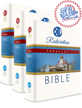 3 - Limited Edition PTL Restoration Parallel Bibles