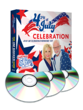 2017 4th of July Celebration DVD Set