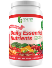 Food For Health Daily Essential Nutrients (Strawberry)
