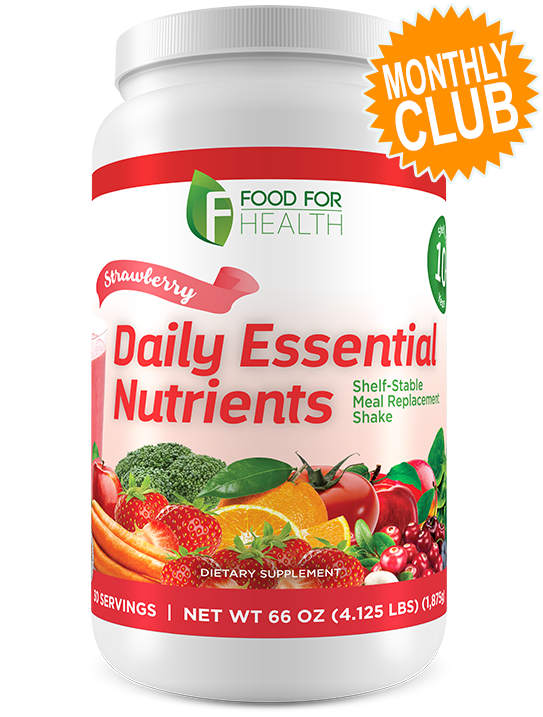 Food For Health Meal Replacement Shake