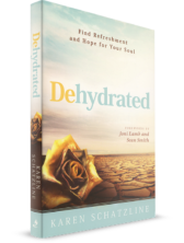 Dehydrated: Find Refreshment and Hope for Your Soul