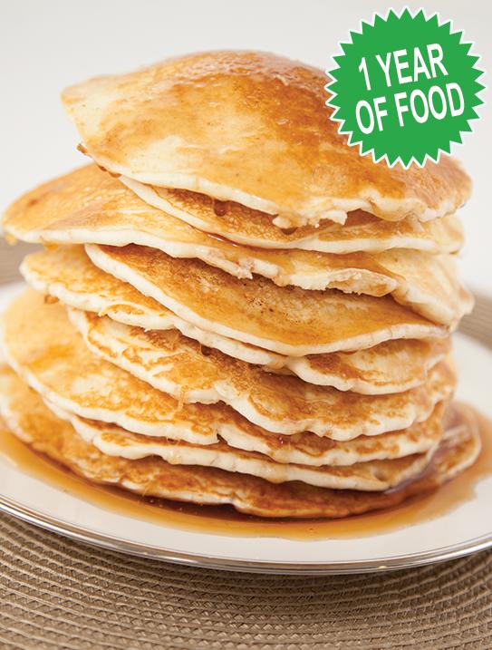 Buttermilk Pancake Mix Buckets