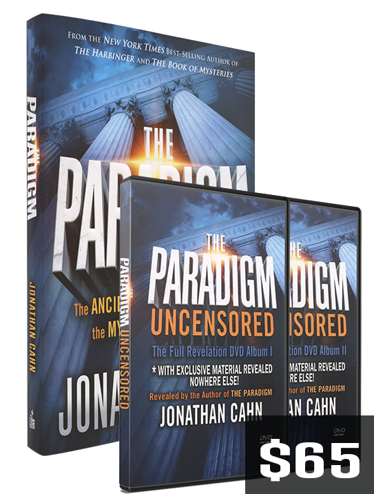 Rabbi jonathan cahn paradigm bundle the jim bakker show store rabbi jonathan cahn paradigm bundle malvernweather Gallery