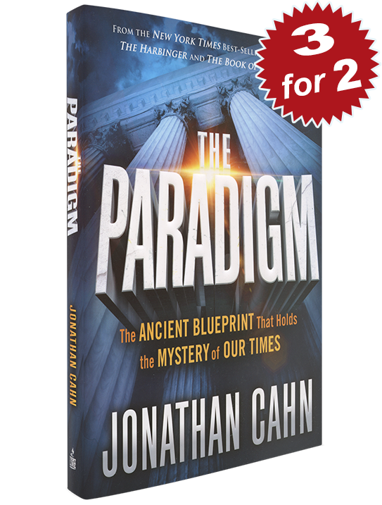 3 for 2 rabbi jonathan cahn the paradigm the ancient blueprint 3 for 2 rabbi jonathan cahn the paradigm the ancient blueprint that holds the mystery of our times malvernweather Choice Image