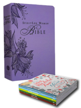 Spirt-Led Bible and Coloring Books