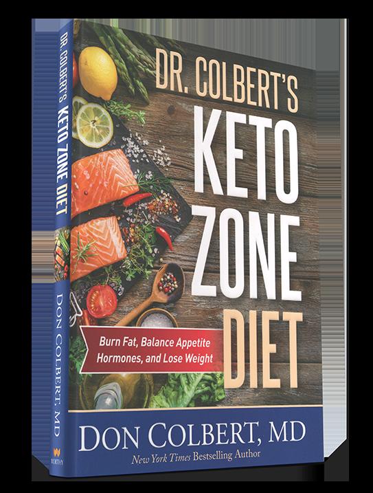 Dr. Colbert- Keto Zone Diet