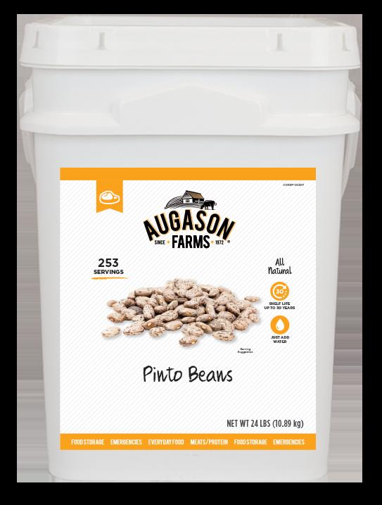 Augason Farms Pinto Beans
