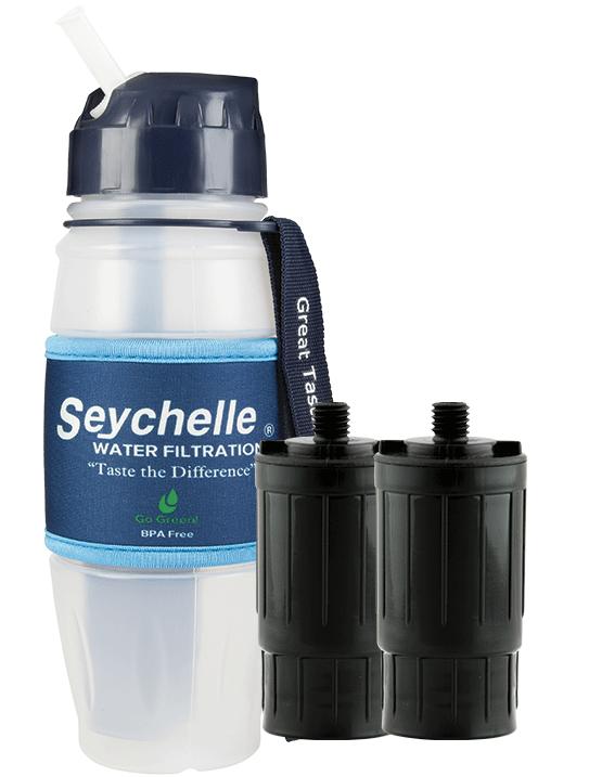 28 oz Extreme Bottle w/Bonus Filters