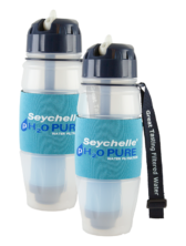 2 Seychelle pH20 Water Bottles