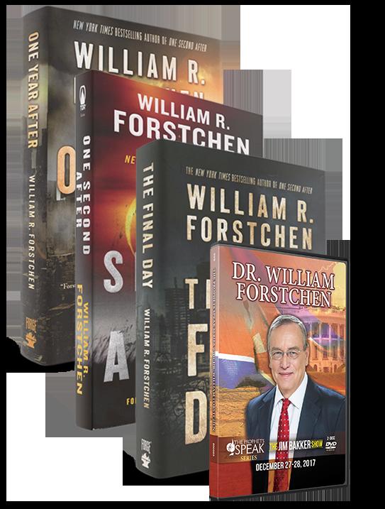 William Forstchen EMP Trilogy