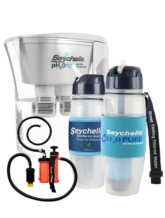 Ultimate Seychell Bundle compact pump