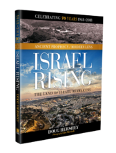 Israel Rising Book