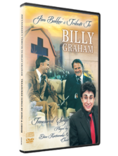 Tribute to Billy Graham DVD