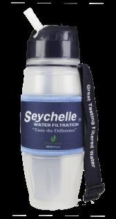 6 28oz Seychelle® Extreme Survival Water Bottles