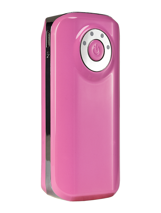 Pink Power Bank