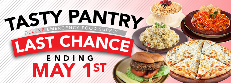 JBS - Store Slide - Tasty Pantry Ends May 1st