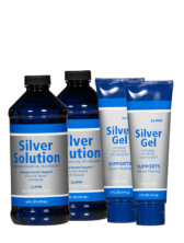 Two Pack Silver Solution Monthly
