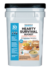 HeartySurvival Bucket
