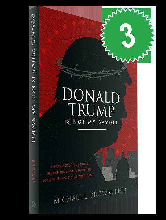 3DonaldTrumpisNotMySaviorBooks