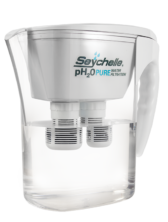 2 Seychelle King pH Pitcher Offer with BONUS Filters