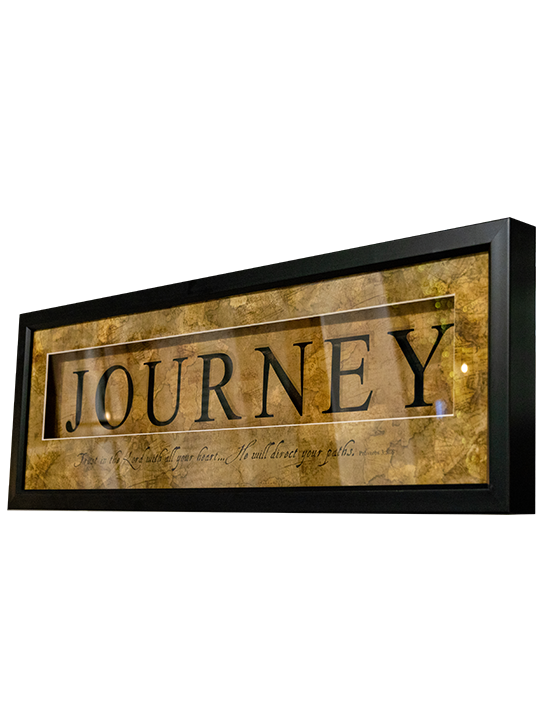 Journey Framed Art