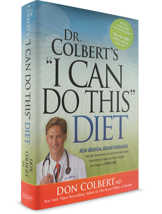 dr colbert s i can do this diet the jim bakker show store