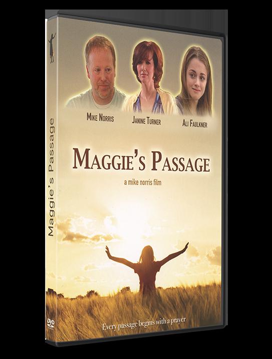 Maggies Passage DVD