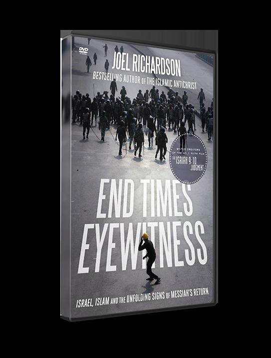 End Times Eyewitness DVD by Joel Richardson | The Jim Bakker Show Store