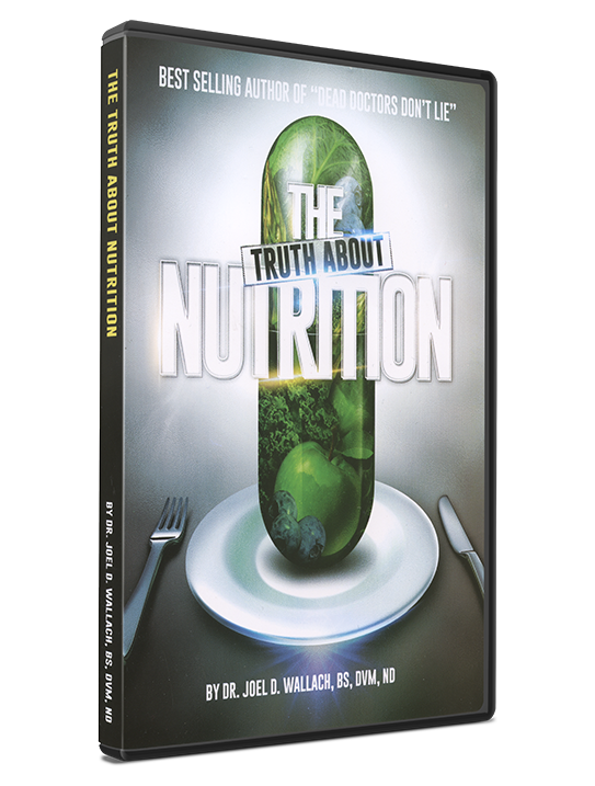 Truth About Nutrition DVD by Dr Wallach