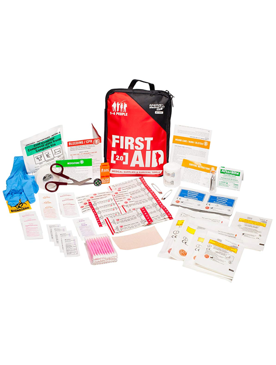 Adventure First Aid Kit [2.0]