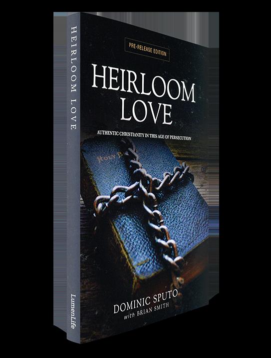 Heirloom Love Book